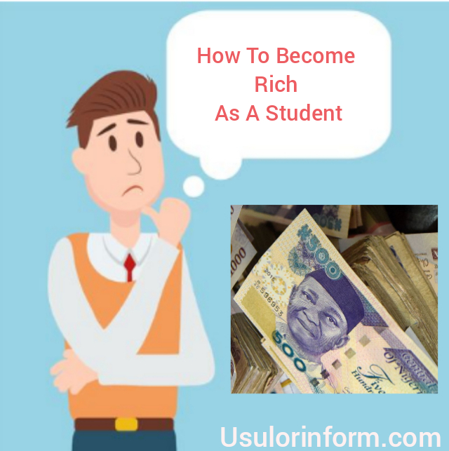 How to become rich as a teenager